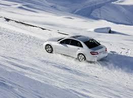 Несколько правил зимнего вождения