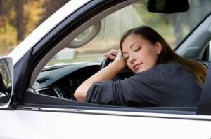 Сон за рулём