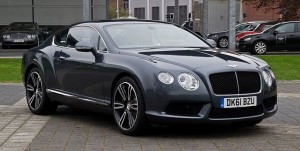 Bentley Continental GT Speed V8