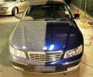 Сухая мойка автомобиля - чистим от грязи без воды