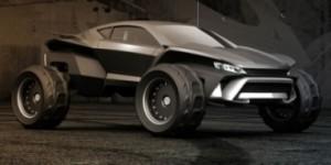 Grey Design Sidewinder Concept