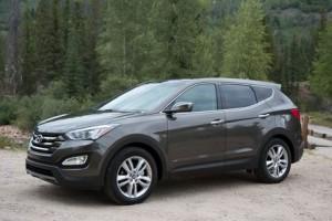 В Москве покажут обновленный Hyundai Santa Fe
