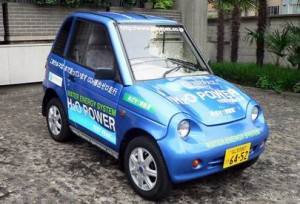 Автомобиль, работающий на воде - революция в мире техники