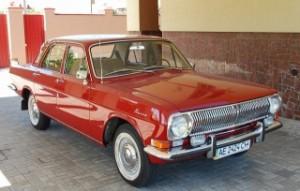 Автомобили Волга