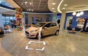 Автосалон с большим выбором моделей семейства Ягуар